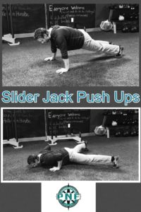 Need a progression for your push-ups? Give this one a try.